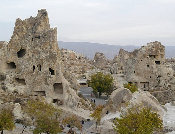 Open Air Museum Tourist Centre Göreme World Herita