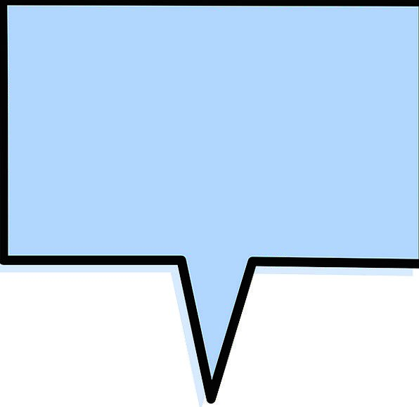 Blue Azure Label Marker Indicator Tag Communicate