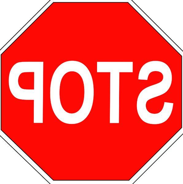 Sign Symbol Traffic Halt Transportation Safety Car