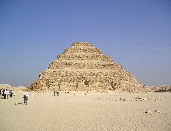 Egypt Step Pyramid Pyramid Egyptians Culture Grave