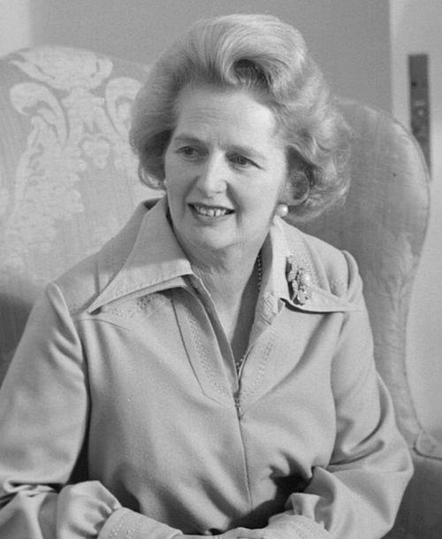 Margaret Thatcher Fashion Representative Beauty Pr