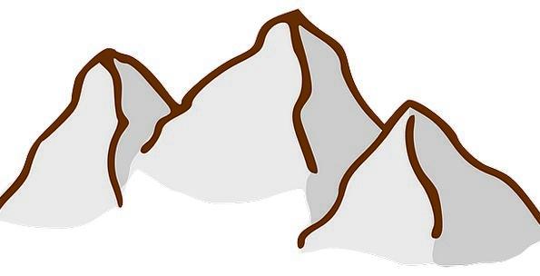 Mountain Crag Landscapes Massif Nature Peak Top Mo