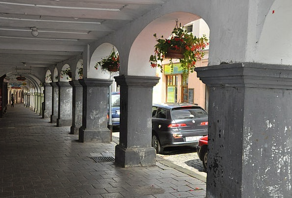 Town Urban Buildings Architecture Kamienica Pentho