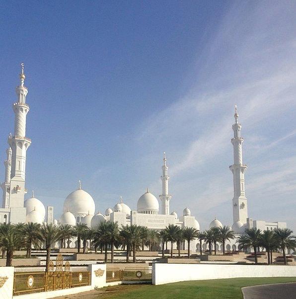 Abu Dhabi Buildings Architecture Islam Moshe Arabi