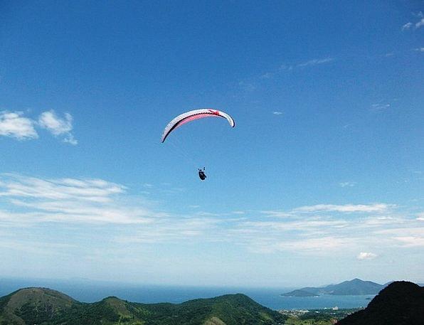 Paragliding Free-falling Parachute Free-fall Skydi