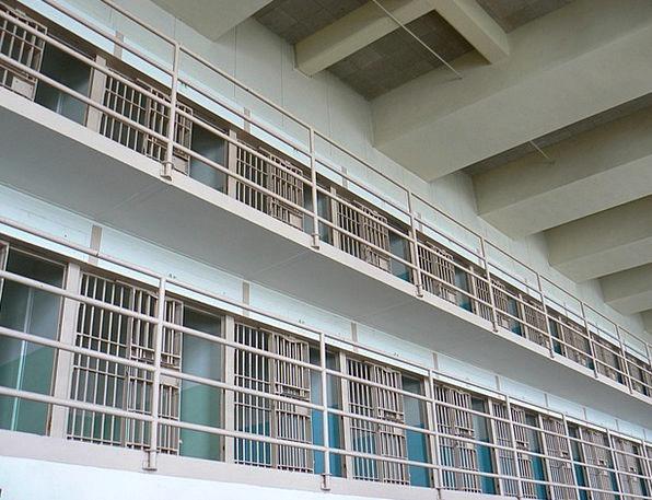 Prison Custodial Buildings Architecture Prison Win