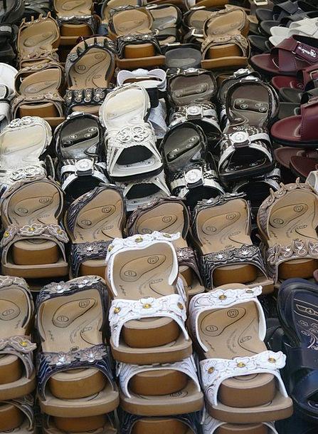 Sandals Flip-flops Schlapper Shoes Women'S Shoes S