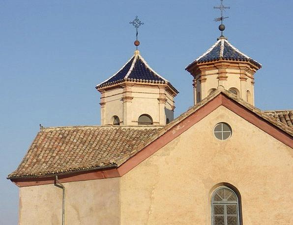 Church Ecclesiastical Beginning Domes Vaults Dawn