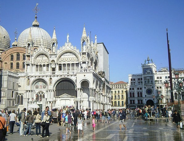 Venice Vacation Travel Venetia Italy Landmark Euro