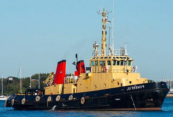 Tug Yank Ship Vessel Boat Harbor Port Nautical Mar