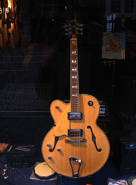 Guitar Gap Musical Instrument Window Guitar Federa