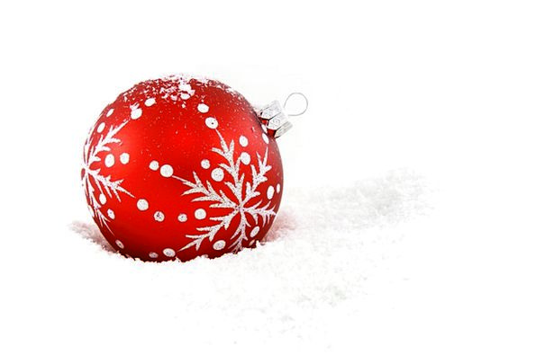 Ball Sphere Trinket Celebration Festivity Bauble O