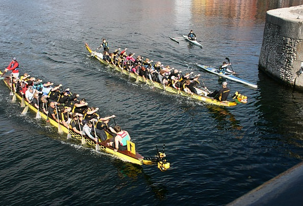 Canoeing Mersey River Sports Remo Liverpool