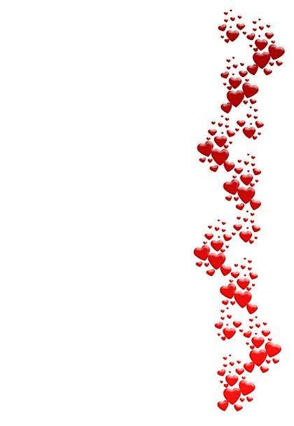 Heart Emotion Darling Stationery Notepaper Love Gr
