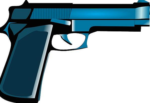 Handgun Gun Revolver Pistol Firearm Glock Weapon F