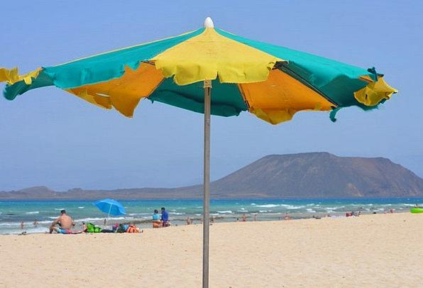 Parasol Sunshade Landscapes Opinion Nature Landsca