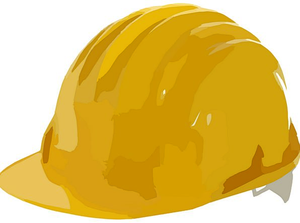 Safety Helmet Craft Building Industry Hat Cap Cons