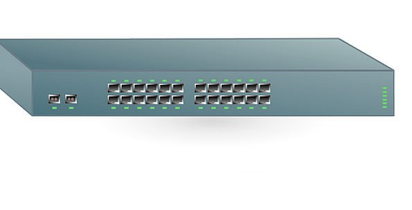 Ethernet Communication Processor Computer Switch C