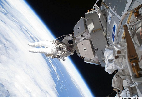 International Space Station Astronaut Cosmonaut Is