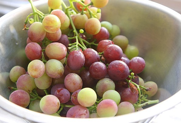 Grapes Drink Ovary Food Fruit Bowl Fruit