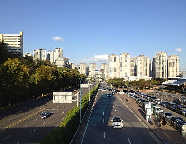 Seoul Buildings Architecture City Urban Korea Asia