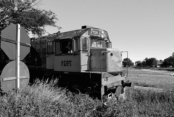 Train Pullman Track Crazy Foolish Railroad