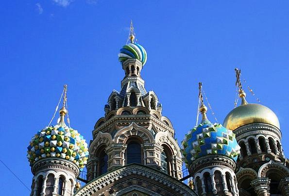 Church Ecclesiastical Decorative Colorful Interest