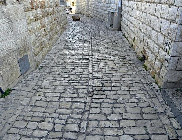 Israel Traffic Transportation Street Road Cana Wal