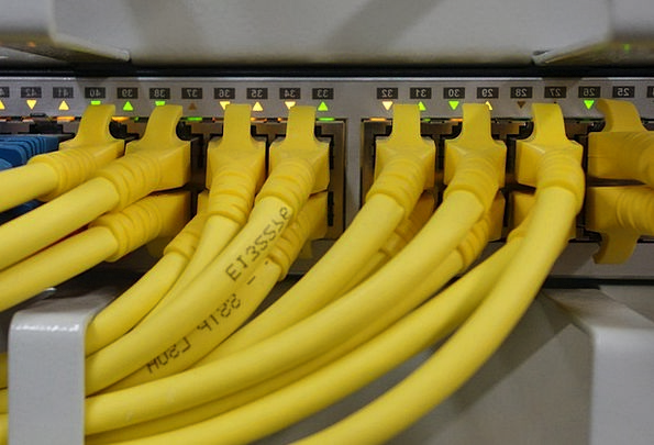 Network Cables Communication Computer Patch Cover