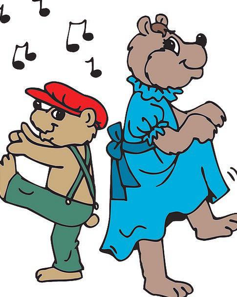 Dance Ball Melody Notes Minutes Music Bears Tolera
