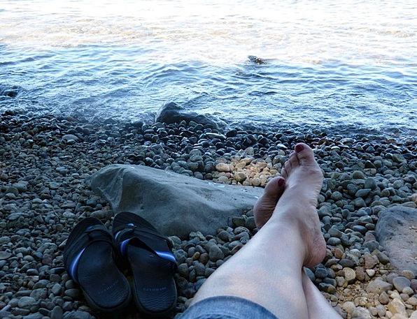 Lake Tahoe Vacation Seashore Travel Rock Pillar Be