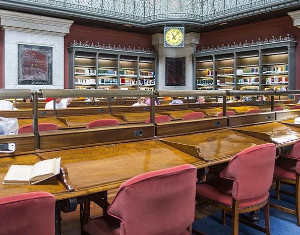 Library Public library Area Reading Interpretation