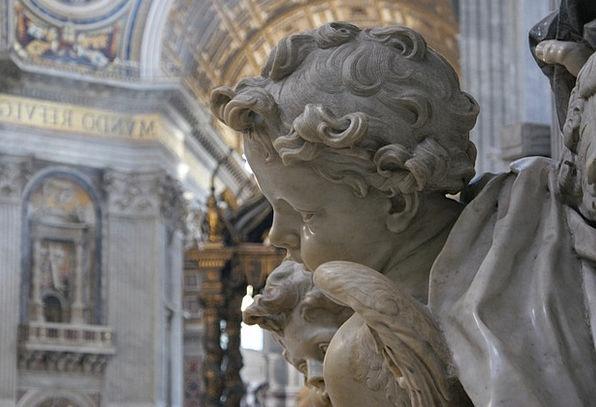 The Vatican Buildings Architecture Sculpture Statu