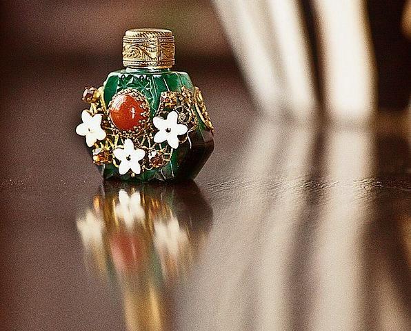 Bottle Flask Minor Dashing Spirited Small Decorate