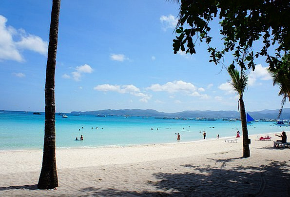 Boracay Vacation Travel Vacation Holiday Boracay B