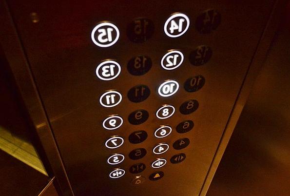 Elevator Silo Elevator Button Passenger Elevator F