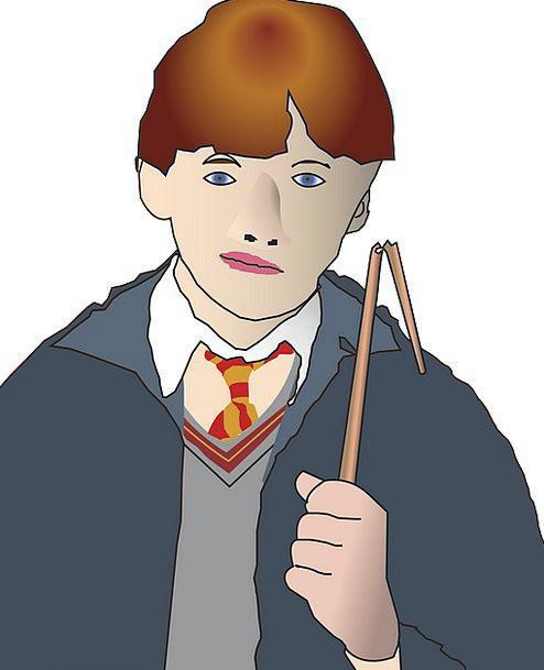 Harry Potter Wrecked Wand Baton Broken Story Magic