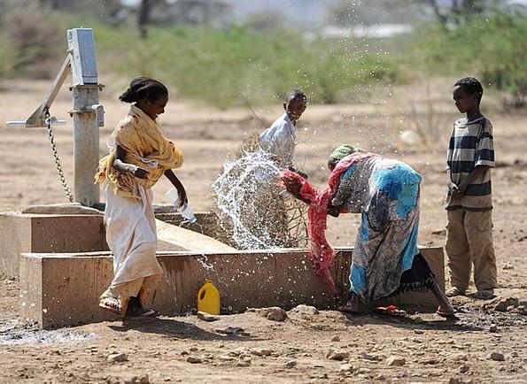 Jedane Women Females Ethiopia Children Broods Outs