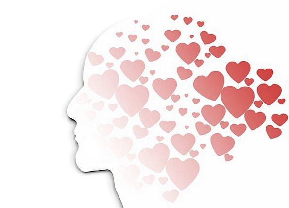 Love Darling Head Skull Affection Romance Face Exp