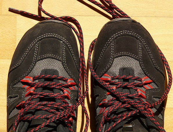 Mountaineering Shoes Mountaineering Shoelaces Cord