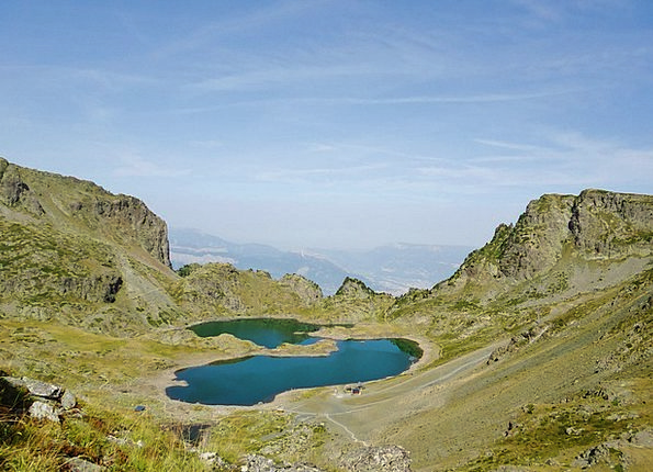 Lakes Robert Landscapes Ponds Nature France Lakes