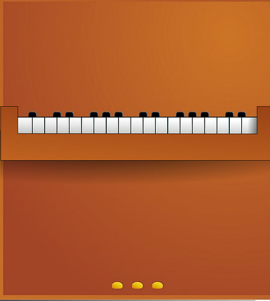 Piano Keyboard Solutions Music Melody Keys Pedals
