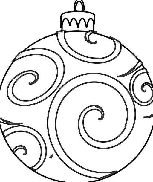 Line Drawing Xmas : Christmas decorations line drawings billingsblessingbags