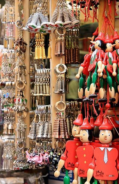 Pinocchio Keepsake Mitbringsel Souvenir Memory Rem