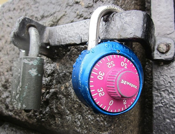 Combination Lock Security device Mixture Castle Fo