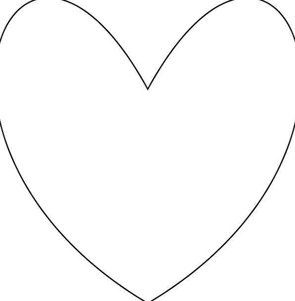 Heart Emotion Darling Symbol Sign Love Valentine R