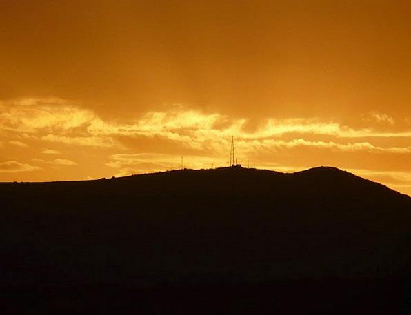 Mountain Crag Landscapes Nature Transmitter Spread