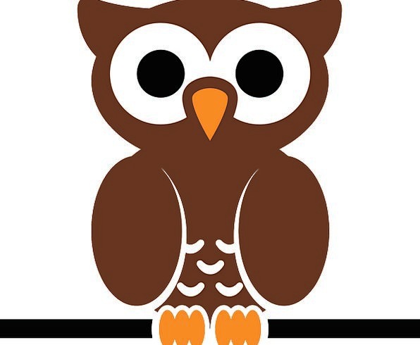 Owl, Judgments, Wire, Cable, Eyes, Cartoon, Animation, Animal ...