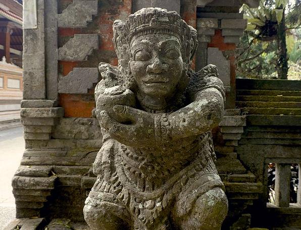 Stone Statues Statue Figurine Bali Stone Pebble Ma
