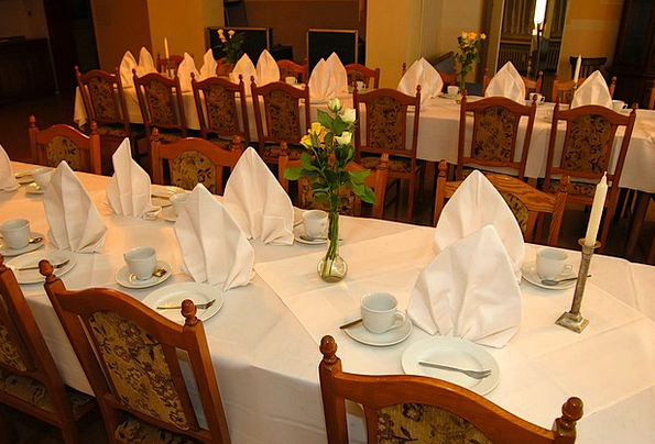 Guest Room Table Settings Banquet Table Tablecloth & Guest Room Table Settings Banquet Table Tablecloth Cover ...